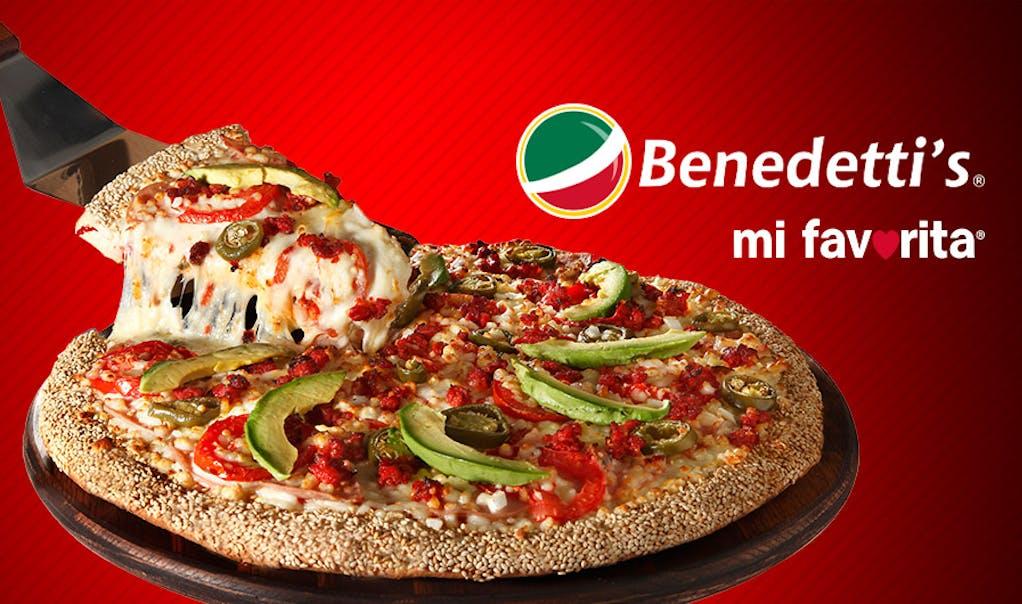 Benedetti's se encargará de saciar tu apetito