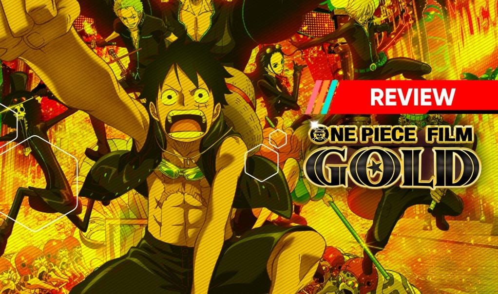 The Hive Gaming One Piece Film Gold