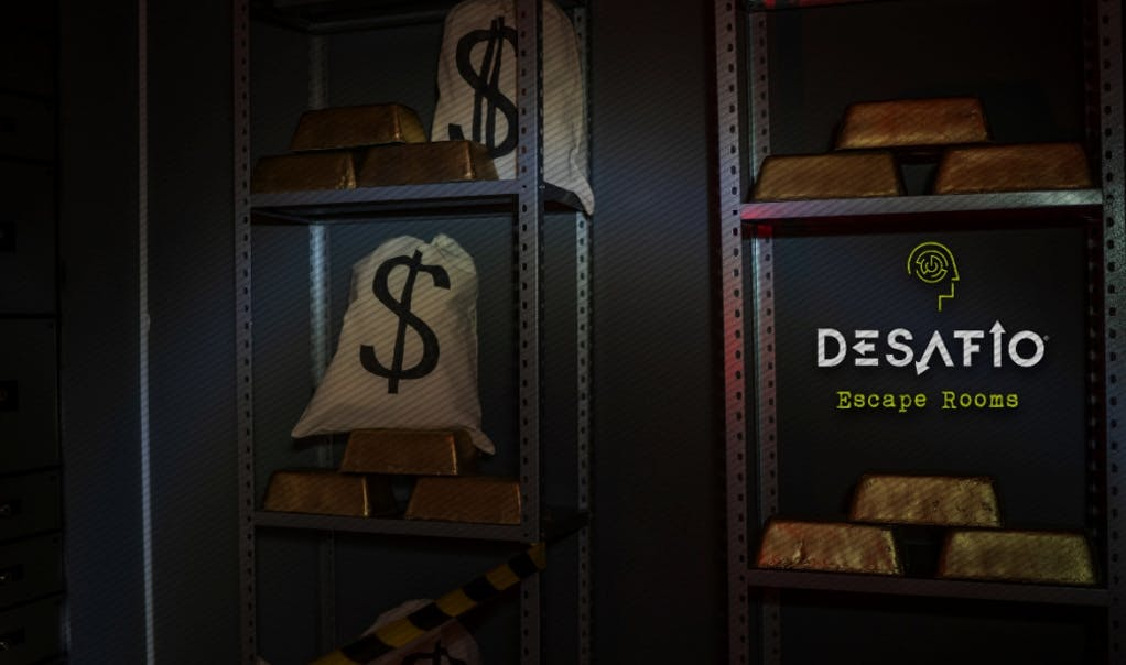 Desafío Escape Rooms